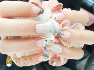 IMG 6019 300x225 白ネコちゃんNAIL